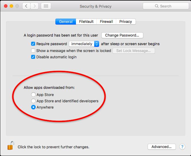 filemaker password recovery mac os x